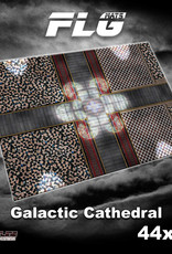 "Frontline-Gaming FLG Mats: Galactic Cathedral 44"" x 60"""