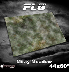 "Frontline-Gaming FLG Mats: Misty Meadow 44"" x 60"""