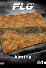 "Frontline-Gaming FLG Mats: Airstrip 44"" x 60"""