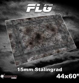 "Frontline-Gaming FLG Mats: 15mm Stalingrad 44"" x 60"""