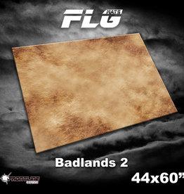 """Frontline-Gaming FLG Mats: Badlands 2 44"""" x 60"""""""