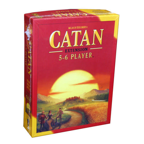 Catan Studios Inc Catan: 5-6 Player Extension