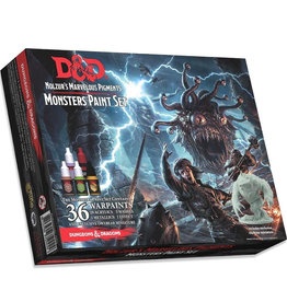 The Army Painter D&D Nolzur's Marvelous Pigments: Monster Paint Set