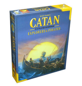 Catan Studios Inc Catan: Explorers and Pirates 5-6 Player Extension