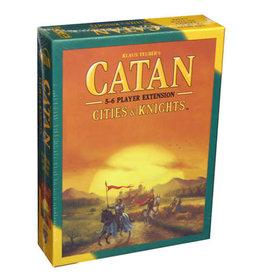 Catan Studios Inc Catan: Cities & Knights 5-6 Player Extension