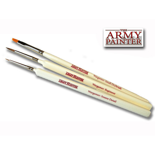 The Army Painter Brush: Most Wanted Brush set