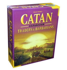 Catan Studios Inc Catan: Traders and Barbarians Expansion