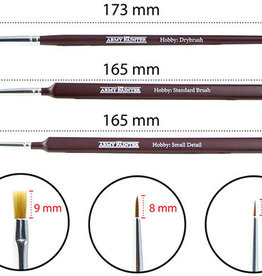 The Army Painter Brush: Hobby Brush Set