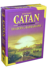 Catan Studios Inc Catan: Traders and Barbarians 5-6 Player Extension