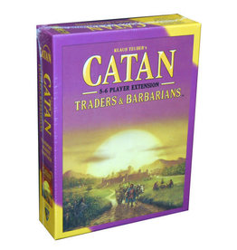 Catan Studios Inc Catan: Traders and Barbarians 5-6 Player Extension