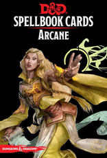Dungeons & Dragons RPG Dungeons and Dragons RPG: Spellbook Cards - Arcane Deck (253 cards)