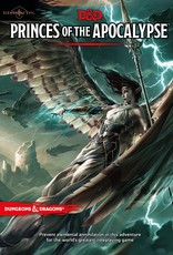 Dungeons & Dragons RPG Dungeons and Dragons RPG: Elemental Evil - Princes of the Apocalypse