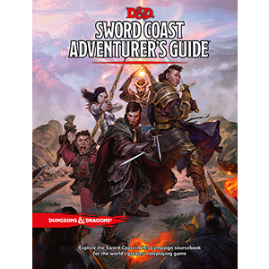 Dungeons & Dragons RPG Dungeons and Dragons RPG: Sword Coast Adventurers Guide