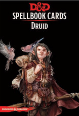 Dungeons & Dragons RPG Dungeons and Dragons RPG: Spellbook Cards - Druid Deck (131 cards)