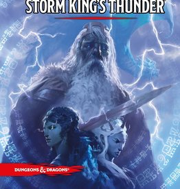 Dungeons & Dragons RPG Dungeons and Dragons RPG: Storm King`s Thunder