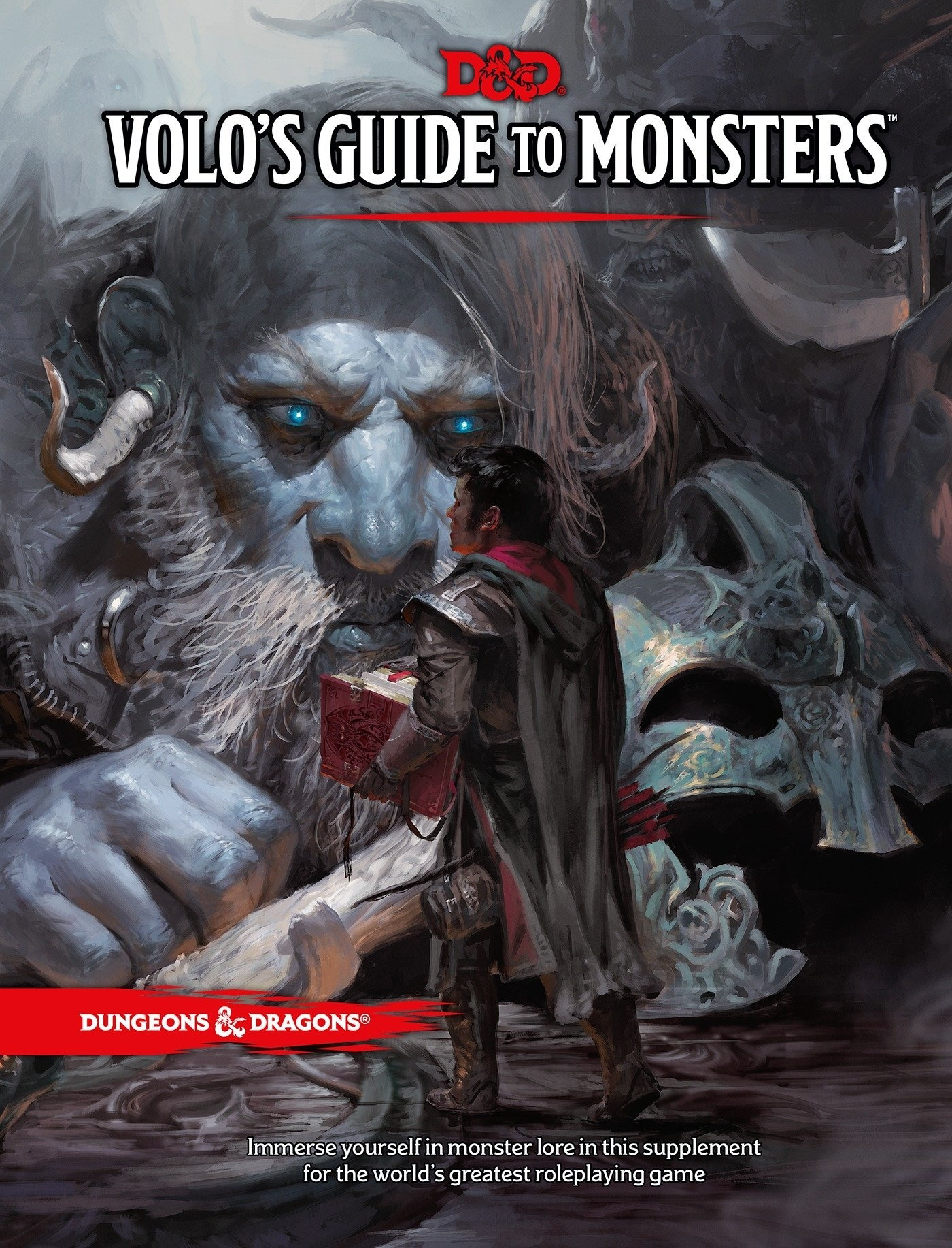 Dungeons & Dragons RPG Dungeons and Dragons RPG: Volo`s Guide to Monsters