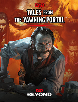 Dungeons & Dragons RPG Dungeons and Dragons RPG: Tales from the Yawning Portal