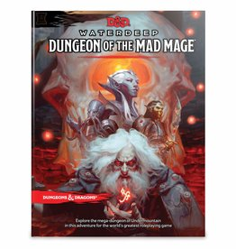 Dungeons & Dragons RPG Dungeons and Dragons RPG: Waterdeep - Dungeon of the Mad Mage