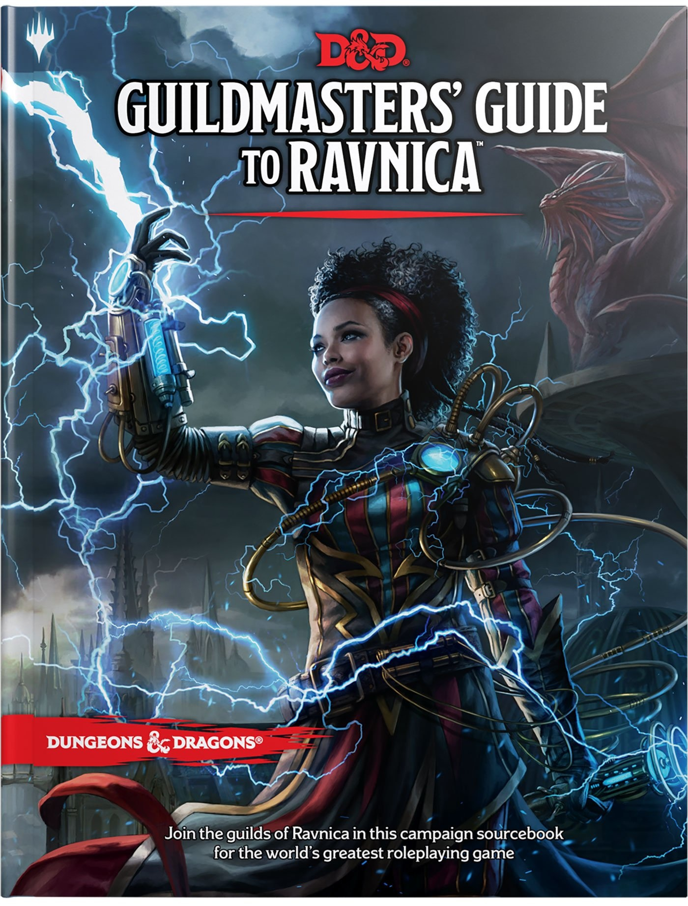 Dungeons & Dragons RPG Dungeons and Dragons RPG: Guildmasters` Guide to Ravnica
