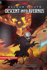 Dungeons & Dragons RPG Dungeons and Dragons RPG: Baldur`s Gate - Descent into Avernus