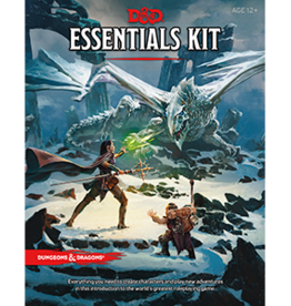 Dungeons & Dragons RPG Dungeons and Dragons RPG: Essentials Kit