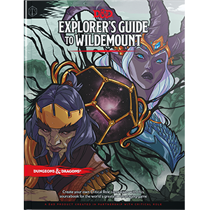 Dungeons & Dragons RPG Dungeons and Dragons RPG: Explorer`s Guide to Wildemount