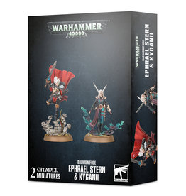 Games Workshop Daemonifuge Ephrael Stern & Kyganil