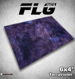 Frontline-Gaming FLG Mats: Terraviolet 6x4'