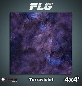 Frontline-Gaming FLG Mats: Terraviolet 4x4'