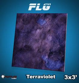 Frontline-Gaming FLG Mats: Terraviolet 3x3'