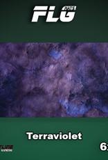 Frontline-Gaming FLG Mats: Terraviolet 6x3'