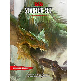 Dungeons & Dragons RPG Dungeons and Dragons RPG: Starter Set