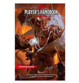 Dungeons & Dragons RPG Dungeons and Dragons RPG: Players Handbook