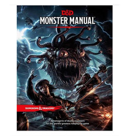 Dungeons & Dragons RPG Dungeons and Dragons RPG: Monster Manual