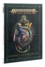 Games Workshop Warhammer Age of Sigmar: General's Handbook 2020