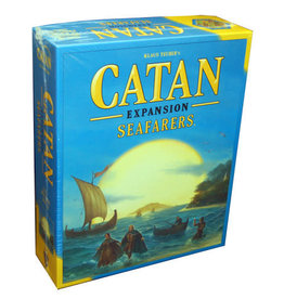 Catan Studios Inc Catan: Seafarers Game Expansion