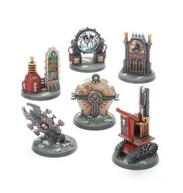 Games Workshop Battlezone Manufactorum Objectives