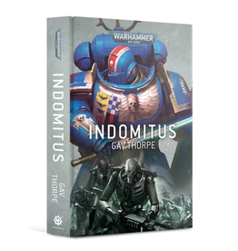 Games Workshop Indomitus (Hardback Novel)