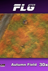 "Frontline-Gaming FLG Mats: Autumn Field 30"" x 22"""