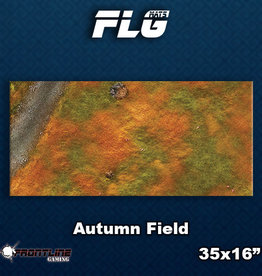 Frontline-Gaming FLG Mats: Autumn Field Desk Mat