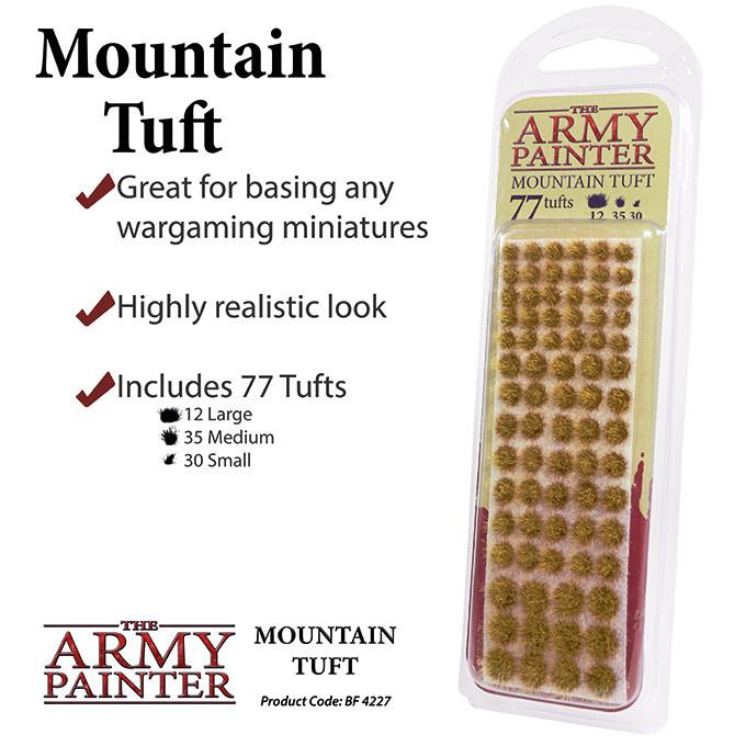 The Army Painter Battlefield: Foliage: Mountain Tuft