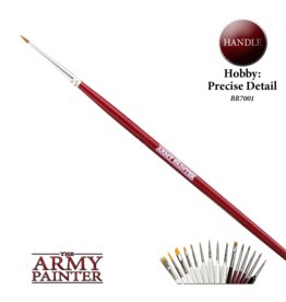 The Army Painter Brush: Hobby Precise Detail