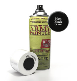 Army Painter Primer: Base Matt Black