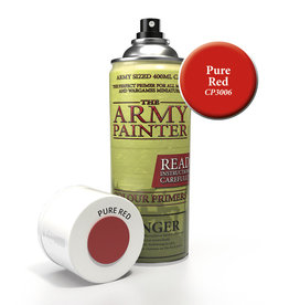 Army Painter Primer: Colour Pure Red