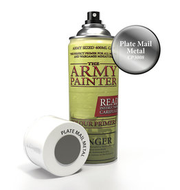 Army Painter Primer: Colour Plate Mail Metal