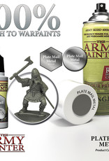 The Army Painter Primer: Colour Plate Mail Metal