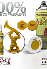 The Army Painter Primer: Colour Desert Yellow