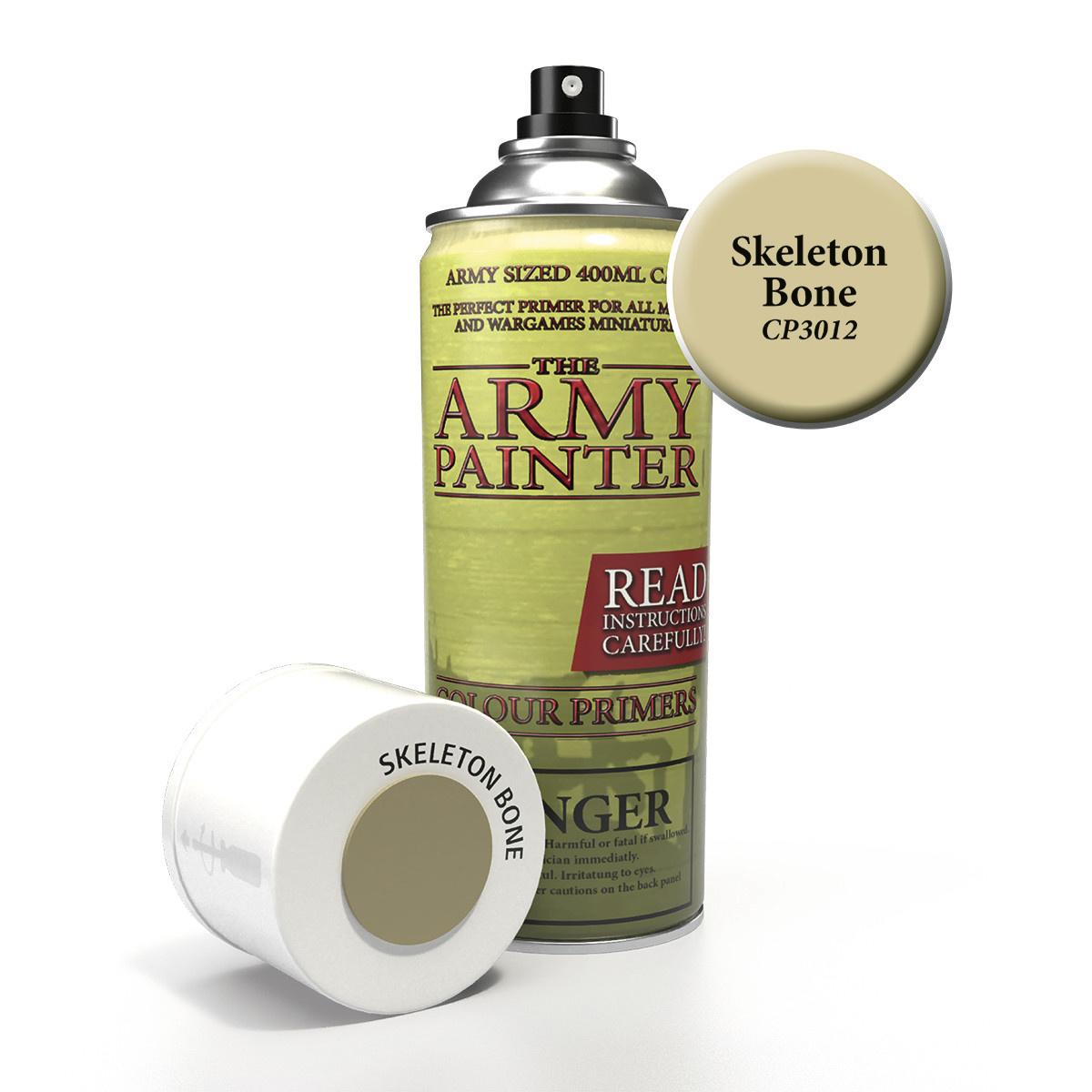 Army Painter Primer: Colour Skeleton Bone