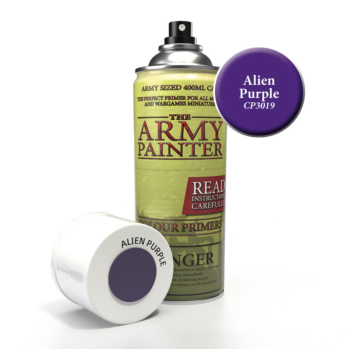The Army Painter Primer: Colour Alien Purple