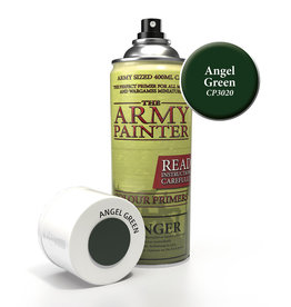 Army Painter Primer: Colour Angel Green